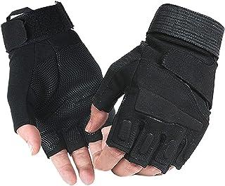 Aokarry Gloves, nylon Men`s Winter Motocycle Gloves