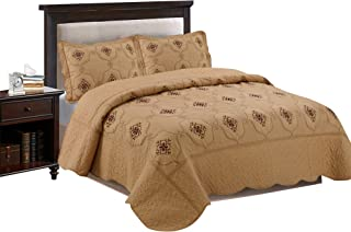 Best california king bedspread dimensions Reviews