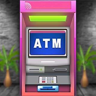 ATM Simulator Virtual Bank Cashier Free Kids Game