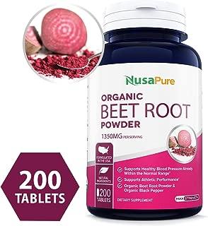 Best beetroot pills vs juice Reviews