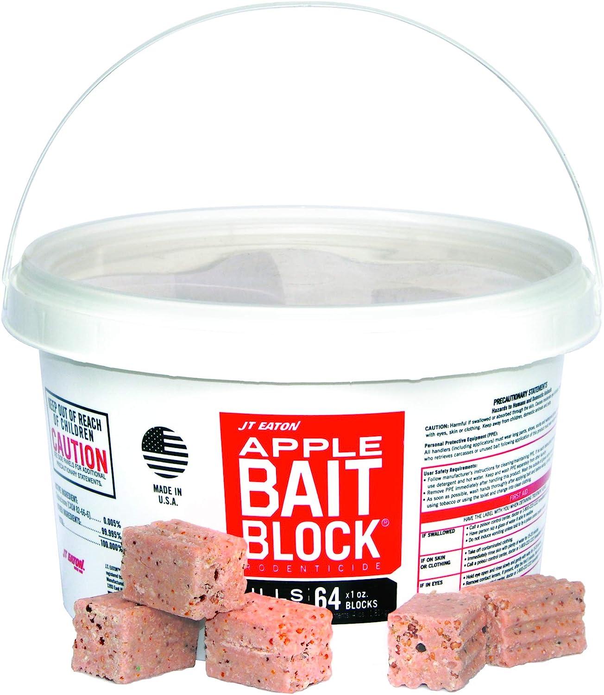 Selling J T Eaton JT 704-AP Block Anticoagulant Flavor for Washington Mall Apple