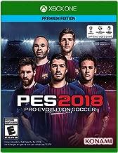 Konami 30228 Pro Evolution Soccer 2018 Xbo