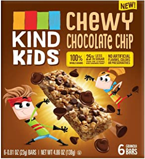 KIND Kid's Chewy Chocolate Chip Granola Bars 4.86oz, pack of 1