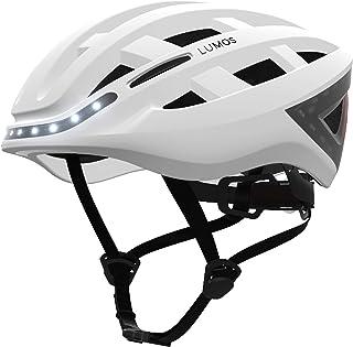 Lumos Kickstart Smart Bike Helmet | Front and Rear LED Lights | Turn Signals | Brake Lights