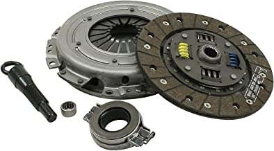EMPI 32-1257-B Late / IRS Stock 200mm Clutch Kit - Throw Out Bearing, Clutch Disc, Pressure Plate - VW Dune Buggy Bug Ghia Thing Bus Baja Trike