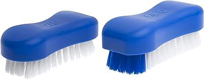 Gala Cloth Brush with Brushtile Hard Combo Set (Multicolor)
