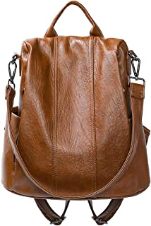 Best cute backpack purse leather Reviews