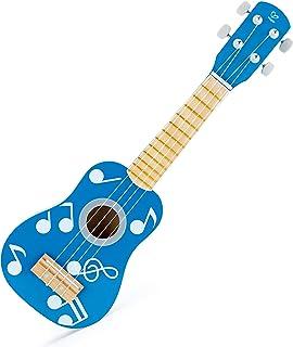 Hape Ukulele Blue Guitar for Kids