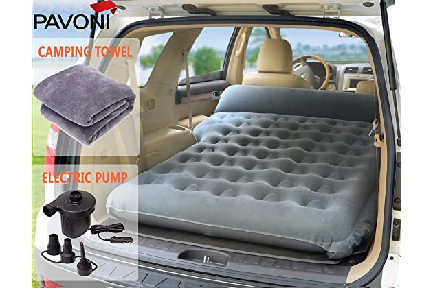 Best suv mattress for camping   Amazon com
