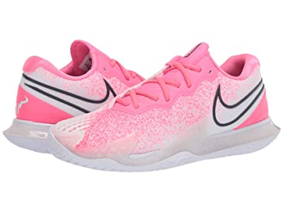 Nike NikeCourt Air Zoom Vapor Cage 4 (Digital Pink/Gridiron/White) Men