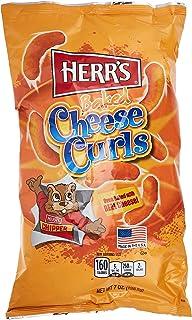 Herr's Cheese Curls - 198.45 g