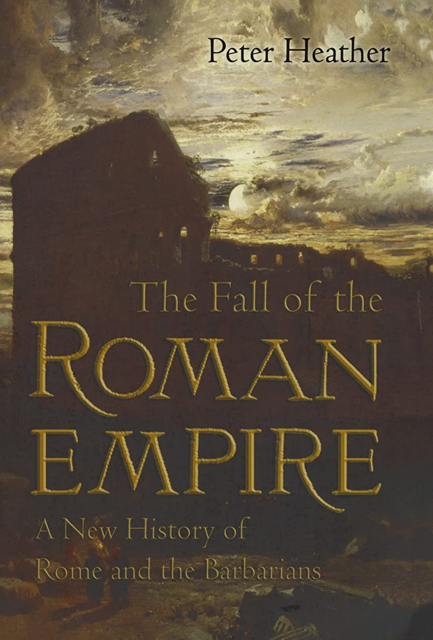 シリンダーベアリング海外The Fall of the Roman Empire: A New History of Rome and the Barbarians