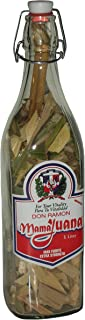 DON RAMON MAMAJUANA FOR MEN ONLY w/XTRA CLAVO KNOWN TESTOSTERONE PRODUCTION STIMULATION LARGE 1000 ML / 34 OZ. BOTTLE 3 RECIPES INCLUDED