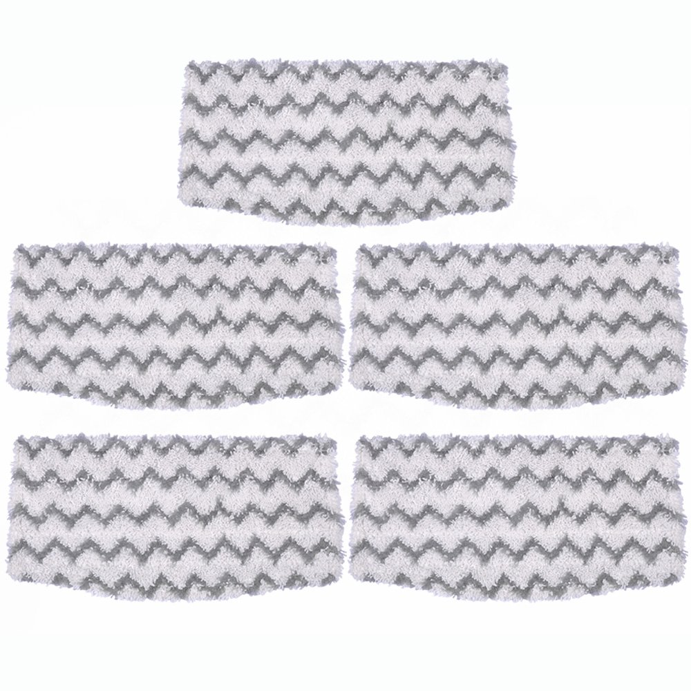 Shark steam mop Replacement Pads S1000 S1000A S1000C S1000WM S1001C Replacement mop Pads 4pk Compatible with Shark Steam Mop