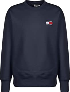 Tommy Hilfiger Erkek Sweatshirt Tjm Tommy Badge Crew
