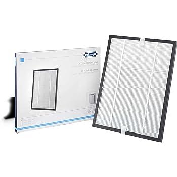 DeLonghi AC 75 purificador de aire Negro, Blanco - Filtro de aire (Negro, Blanco, Blanco, 385 mm, 20 mm, 285 mm, 1 pieza(s)): Amazon.es: Bricolaje y herramientas