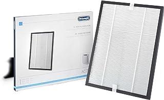 DeLonghi AC 75 purificador de aire Negro, Blanco - Filtro de aire (Negro, Blanco, Blanco, 385 mm, 20 mm, 285 mm, 1 pieza(s))