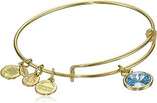 alex and ani birthstone bracelet march