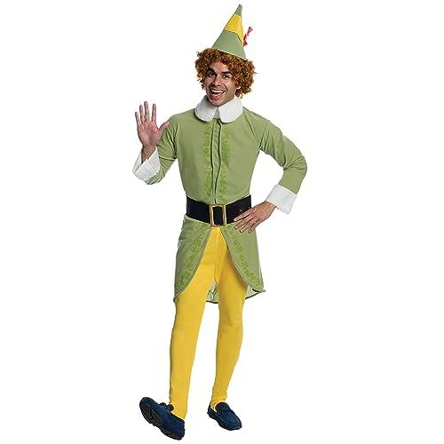 909304fbc1185 Elf Movie Buddy The Elf Costume