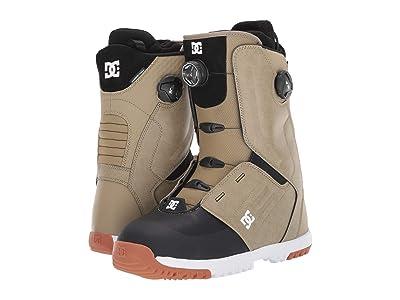 DC Control Dual BOA(r) Snowboard Boots (Kelp) Men