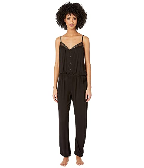 Eberjey Lucie - The Button Down Jumpsuit