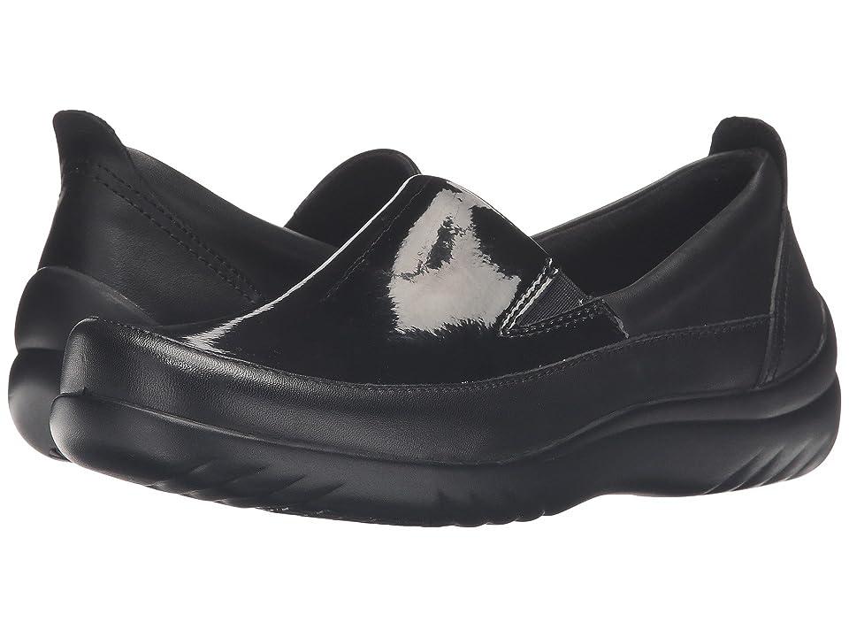 Klogs Footwear Ashbury (Black Patent) Women