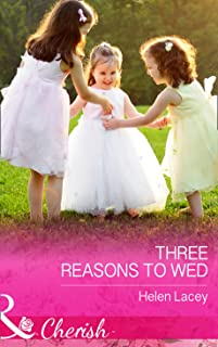 Three Reasons To Wed (Mills & Boon Cherish) (The Cedar River Cowboys, Book 1) (English Edition)