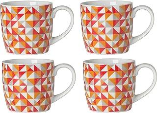 Now Designs Mugs, Trio, Set of 4