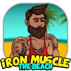 create your character go to the bech city customize character go to the gym be th biggest on the beach