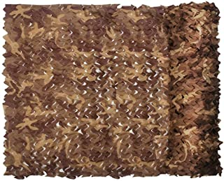 LNM Camouflage Net Desert Woodland Jungle Summer 210D Camo Netting Durable Waterproof for CS Camping Military Hunting Sport Shooting Sun Shade Blind Watching Hide Party Decorations