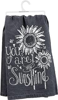 Primitives by Kathy 26885 Chalk Dish Towel, 28