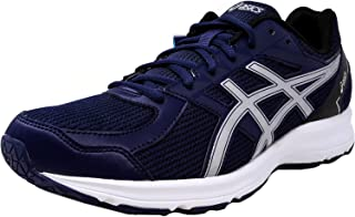 ASICS Mens Jolt 4E Fabric Low Top Lace Up Running Sneaker US