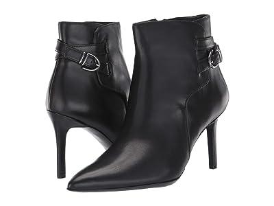Naturalizer Alaina (Black Leather) Women