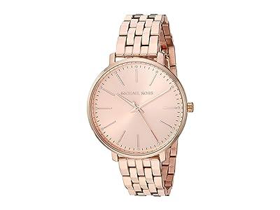 Michael Kors Pyper MK3897 (Rose Gold) Watches