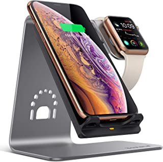 Bestand 2 in 1 Wireless Charging Stand