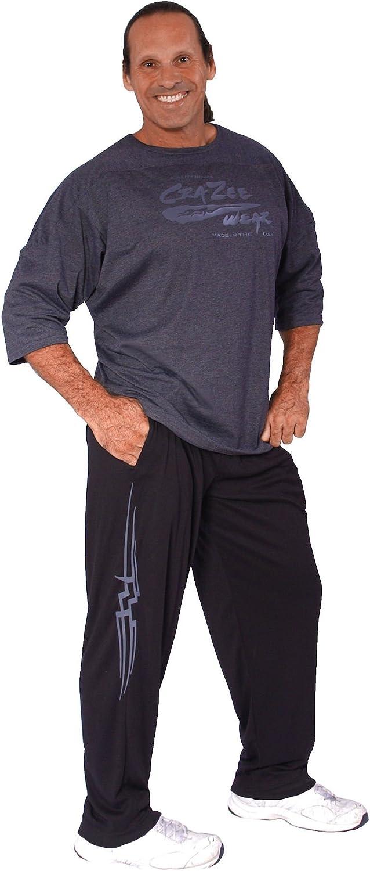 Crazee Wear Tribal Workout Pants