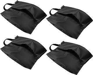 Bagail 旅行鞋包 4 个轻质防水尼龙收纳袋 男女通用