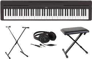 Piano digital Yamaha P45, pack completo dePiano digital portátil