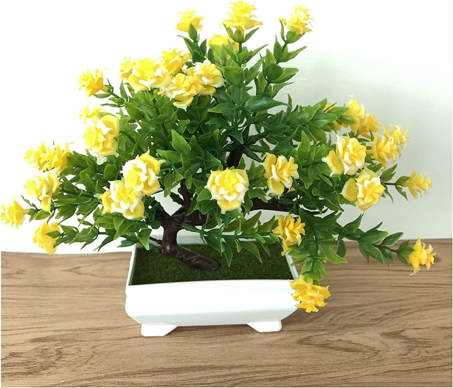 tongchuang Directly managed store Artificial Free shipping Flowers Fake Pot Plants We with