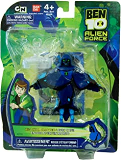 Prannoi Ben 10 Alien Force 4 Inch Action Figure Big Chill Cloaked