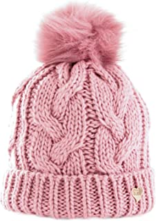 Guess Luxury Fashion Womens AW8247WOL01PINK Pink Hat | Fall Winter 19