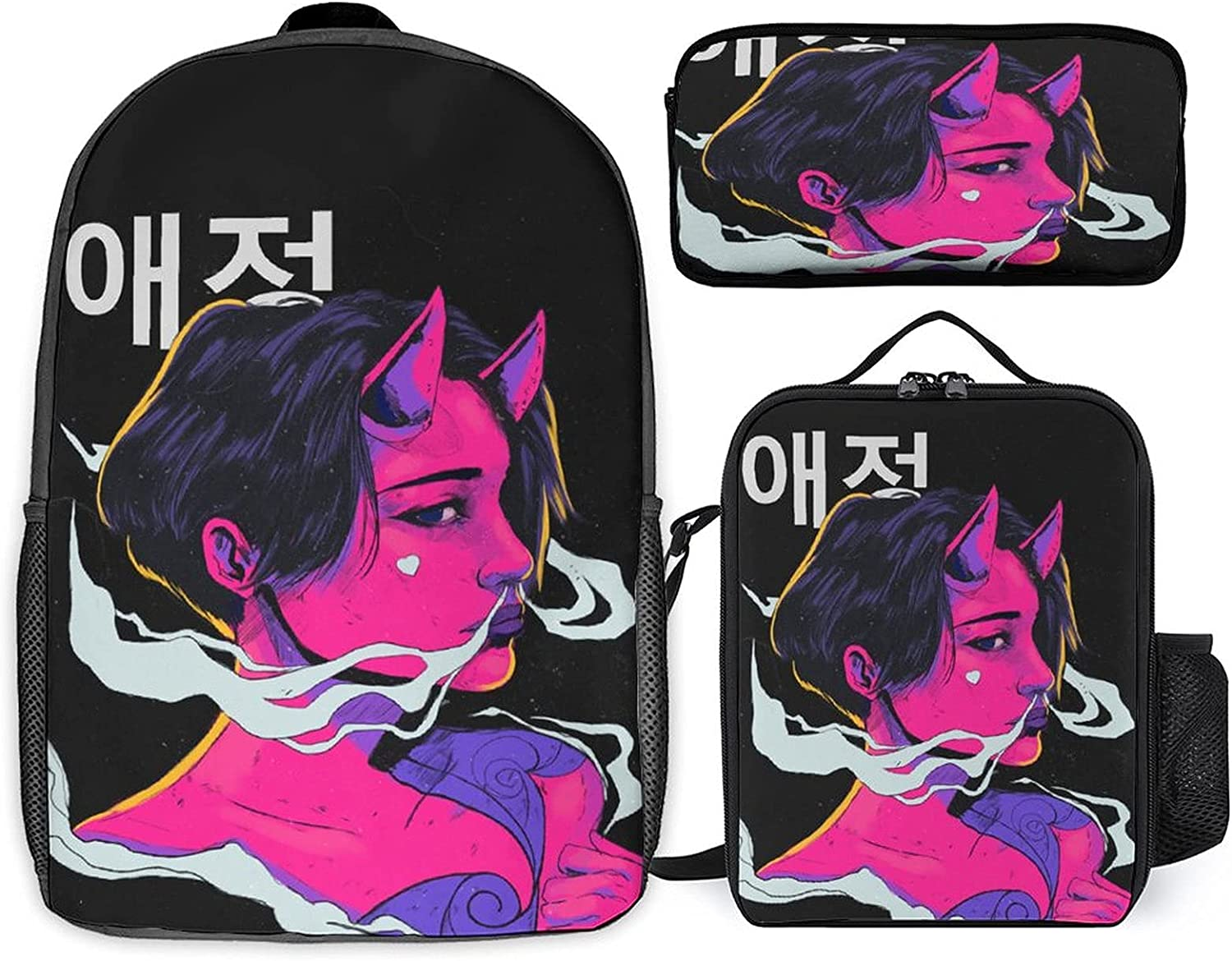 Stoner Art Three-piece set 4 years warranty of + schoolbag st student Directly managed store