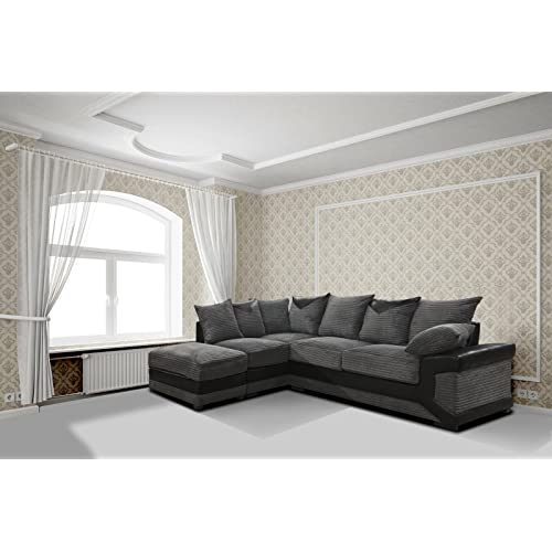 Large Corner Sofas: Amazon.co.uk
