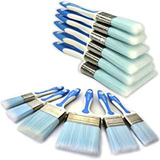 6 Piece Professional Paint brush set (4INCH 3INCH 2.5INCH 2INCH 1INCH 1.5CIN 1INCH) household paint brushes wallpaper brushes home repair tools set