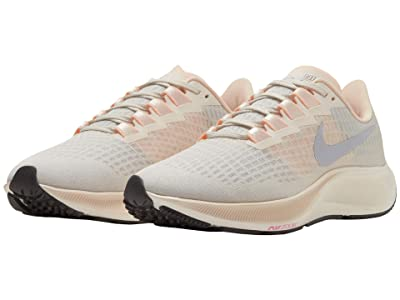 Nike Air Zoom Pegasus 37 (Pale Ivory/Ghost/Barely Volt/Sail) Women