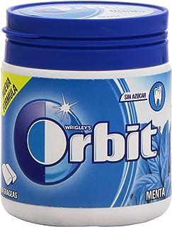 Orbit Chicle Sin Azúcar con Sabor a Menta - 60 grágeas