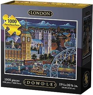 Dowdle Jigsaw Puzzle - London - 1000 Piece