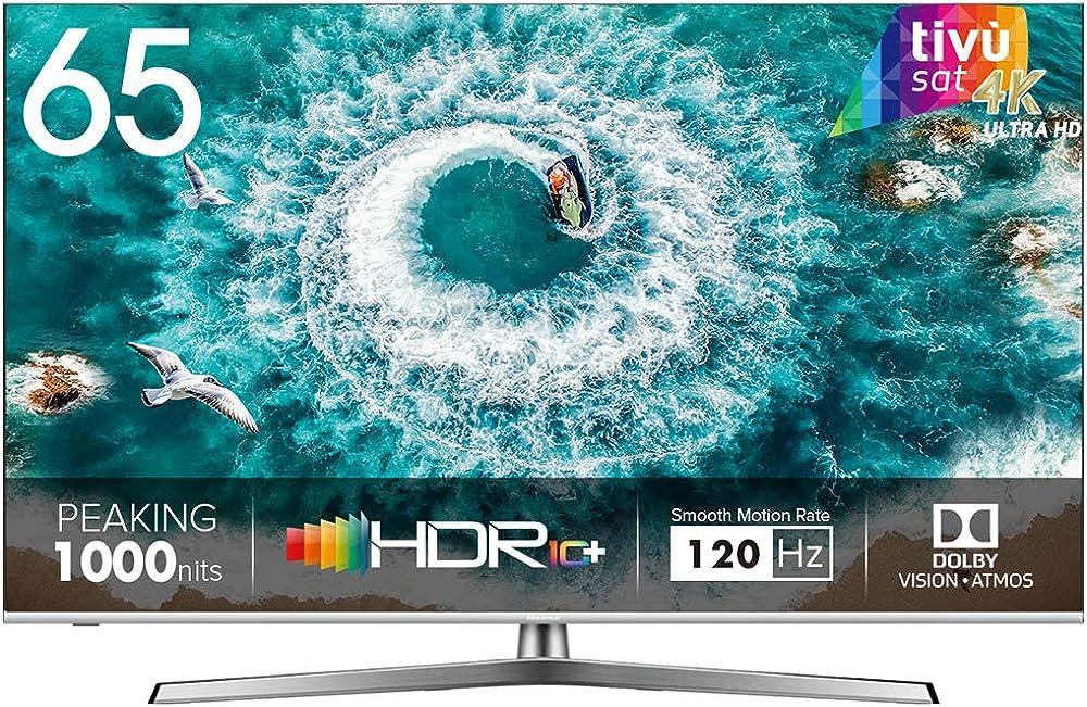 Hisense smart tv uled ultra hd 4k 65