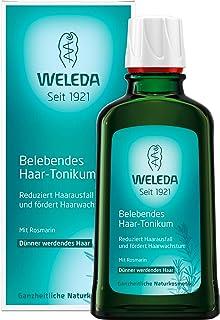 WELEDA Belebendes Haar-Tonikum, Naturkosmetik Haaröl zur Vermeidung von Haarausfall und Förderung von Haarwachstum, Pflege...