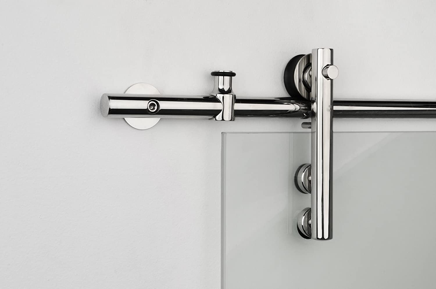 STRONGAR Contemporary Stainless Steel Max 84% OFF Door Hardware Sliding Max 84% OFF Barn